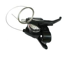 Shimano шифтер з гальмівною ручкою, правий ST-EF 40-7R